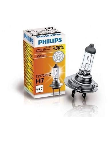 LAMPARA H7 PHILLIPS
